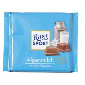 Ritter Sport Alpine Milk, 100g