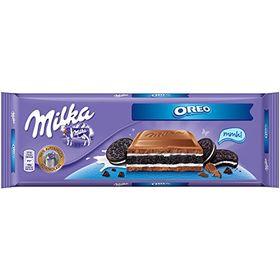 Mondelez Milka Oreo Chocolate, 300g