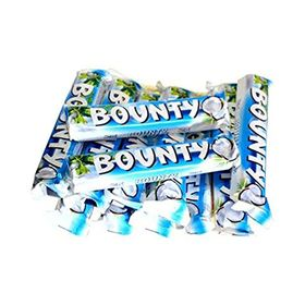 Pack Of 12 Coconut Filled Bounty Chocolates