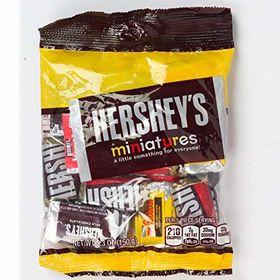 Hershey's Chocolates Miniatures, 150g