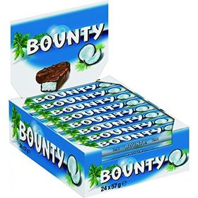 Bounty Chocolates - 24 Pcs Box