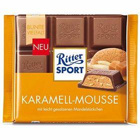 Ritter Sport Caramel Mousse 100g