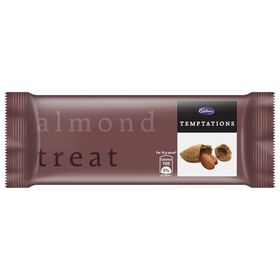 Cadbury Temptation Almond Treat Chocolate, 72g (Pack of 6)