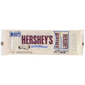 Hershey's Cookies N Creme 8 Snack Size Bar, 102g