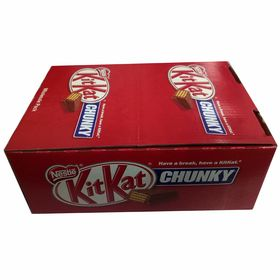 Nestle KitKat Chunky 24 Units x 40 g