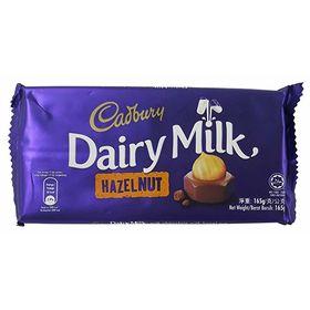 Cadbury Dairy Milk Chocolate - Hazelnut, 165g Pack