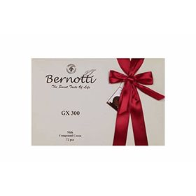 Bernotti Dark Chocolates Love Gift Box for Every Occasion 408g (GX300)