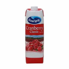 Ocean Spray Cranberry Classic Juice, 1Ltr