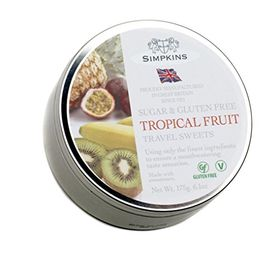 Simpkins Sugarfree Tropical Forest Fruit - 175 g