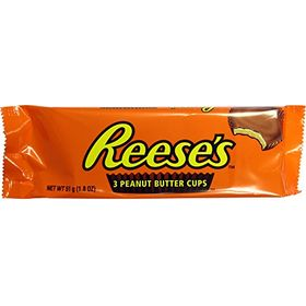 Reeses Peanut Butter Cups 51g (Pack of 2)
