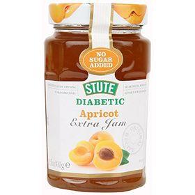 Stute Diabetic Apricot Extra Jam, 430g