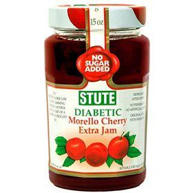 Stute Diabetic Morello Cherry Extra Jam, 430g