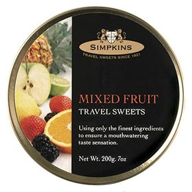Simpkins Mixed Fruit Drops   , 200g