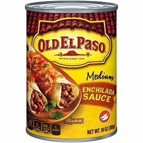 Old El Paso Red Enchilada Sauce Medium 283g