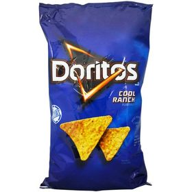 Fritolay Doritos Cool Ranch, 198g