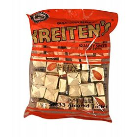 Kreiten's Almond Toffee, 250 g x 3 Pack