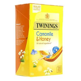 Twinings Soothing Camomile & Honey Tea - 20 Tea bags