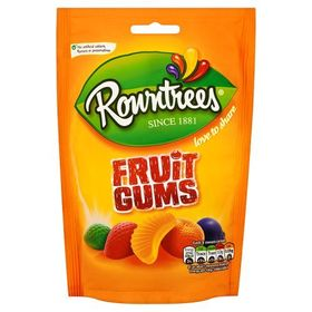 Rowntrees Fruit Gum, 120gms