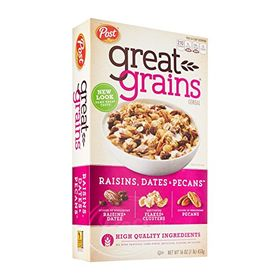 Post Great Grains Raisin Date Pecan, 453g