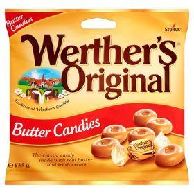 Werther's Original Butter Candies, 135 grams