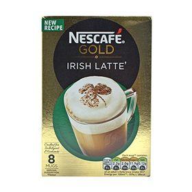 Nestle Nescafe Gold Irish Latte, 8 Mugs -176 g (8x22 g)