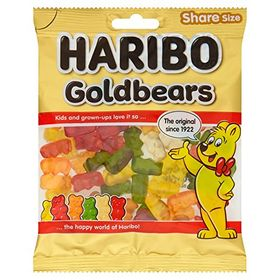 Haribo Goldbears Gummi Candy - 140g