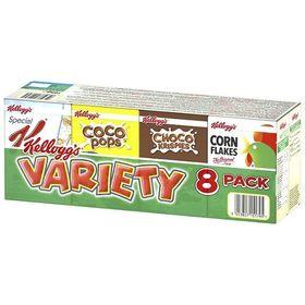 Kellogg's Variety (Pack of 8)