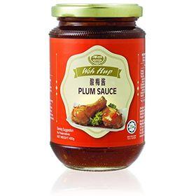 Woh Hup Plum Sauce, 400g