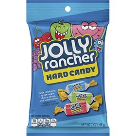 Jolly Rancher Hard Candy Original, 198g