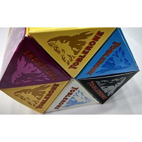 Toblerone Combo Chocolates Gift, Pack of 6 100g Each