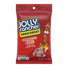 Jolly Rancher Hard Candy Cinnamon Fire, 198g