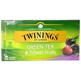 Twinings Green Tea & Forest Fruits 25 Tea Bags, 37.5g
