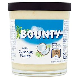 Bounty Coconut Spread (200g)