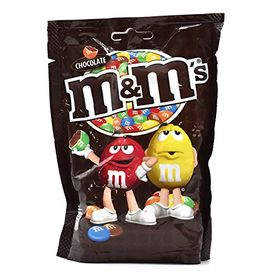 M&M's Milk Chocolate in Sugar Shell, 180g