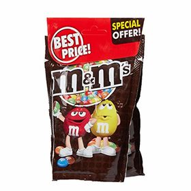 M&M's Milk Chocolate Candies (180 g) - Pack of 2