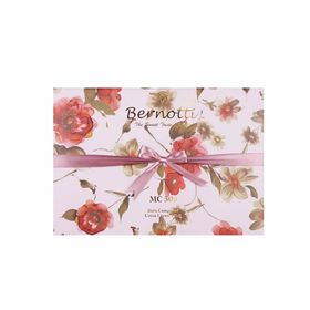 Bernotti Premium Assorted Dark Cream Filled Flower Chocolate Box for Every Occasion Gift Pack 358g (MC500)