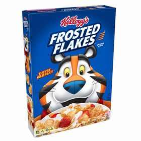Kellogg Frosted Flakes Cereal, 10.5 Oz
