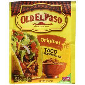 Old El Paso Taco Seasoning Mix Original 28g