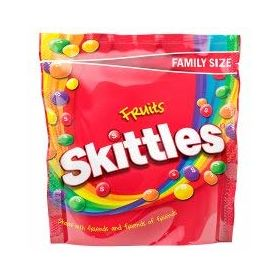 Skittles Fruit Candy Packet, 196g