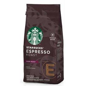 Starbucks Espresso Dark Roast Whole Beans, 200g
