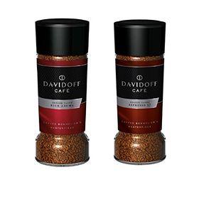 Davidoff Coffee, Rich Aroma and Espresso 100g each
