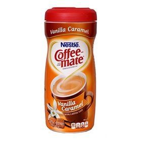 Nestle Coffee-Mate Vanilla Caramel Coffee Creamer, 425.2g (15oz)