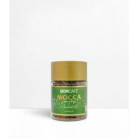 Boncafe Mocca Freeze Dried Instant Coffee Bottle, 50g