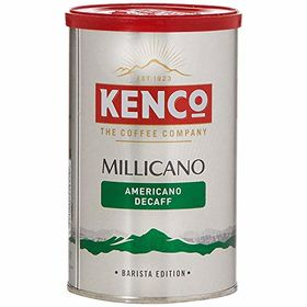 Kenco Millicano Americano Decaff Coffee - 100g