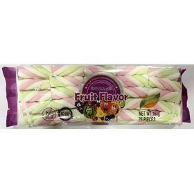 Marshmallow Fruit Flavor Marshmallow