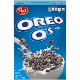 Post Oreo's Cereal, 311gm