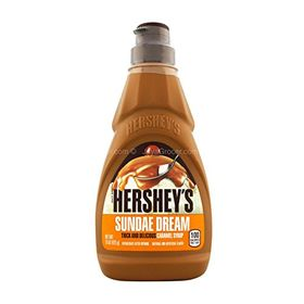 Hershey's Sundae Dream Thick & Delicious Caramel Syrup, 425g