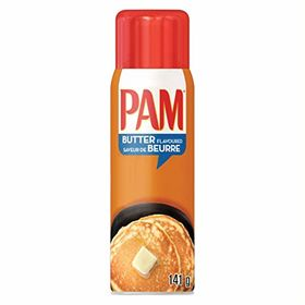 Pam Spray Butter, 142g
