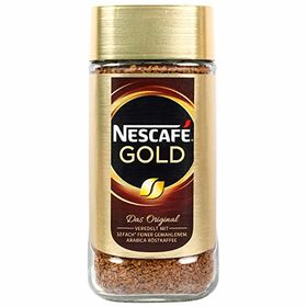 Nescafe Gold Blend Coffee - Golden Roast - 200 Grams