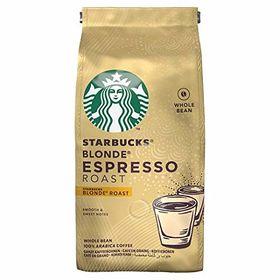 Starbucks Blonde Espresso Roast Whole Bean, 200g